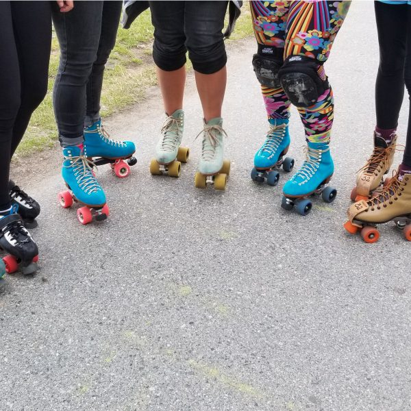 Learn to rollerskate in Vancouver