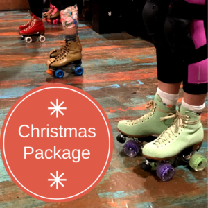 Vancouver, Rollerskate, Christmas