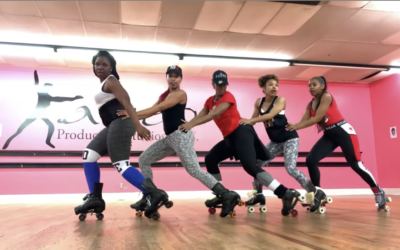 Outdoor Skating, Dance Inspo + Female Friendly Hip Hop
